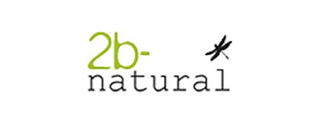 Logo 2b-natural.nl